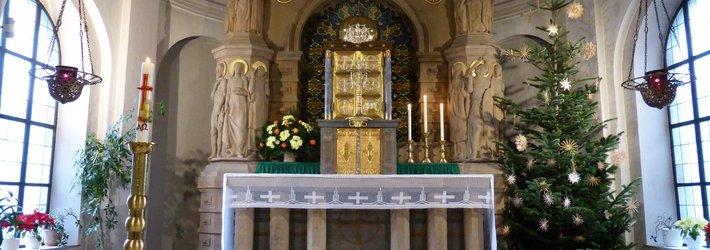 Pfarrbüro St Joseph