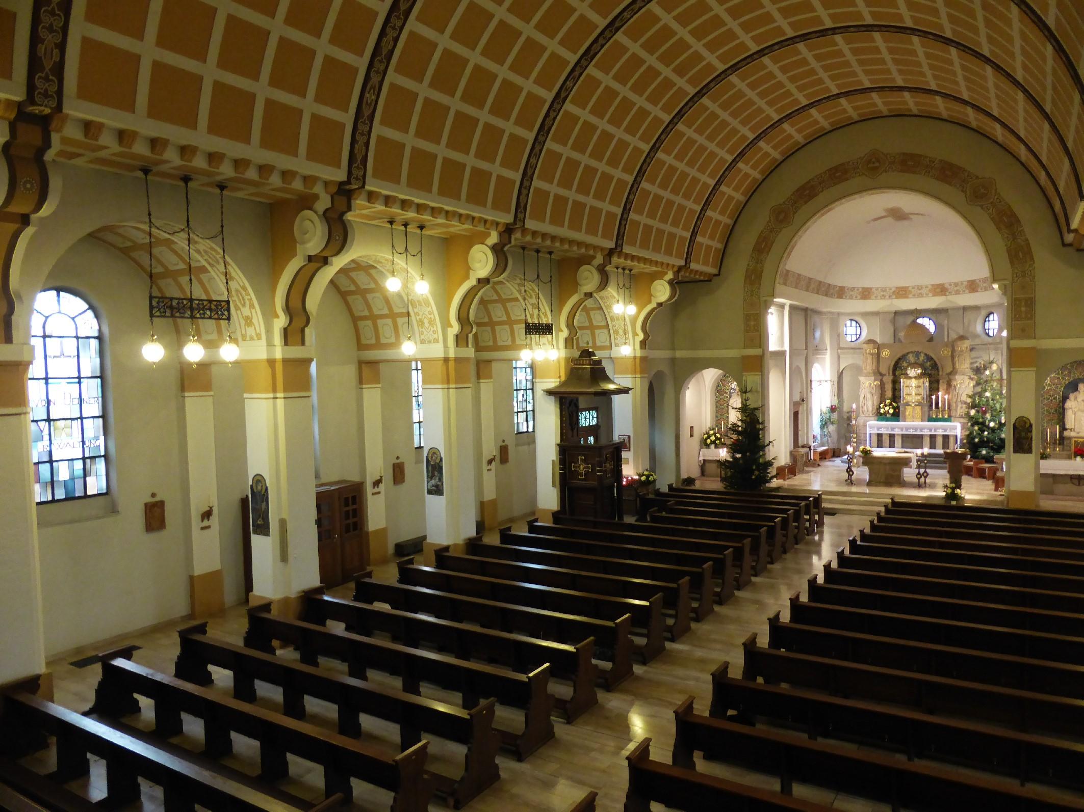 Ludwigshafen mundenheim kirche katholische Über die